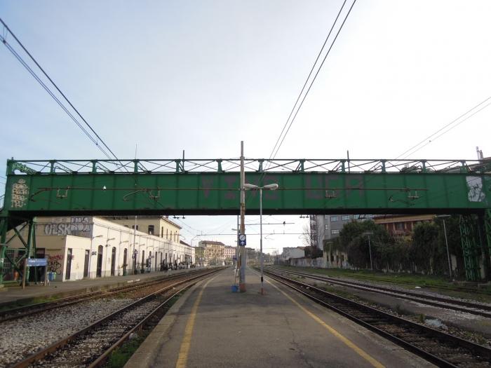Ponte di via tortona mumi ecomuseo milano sud - Milano porta genova treni ...